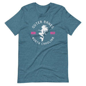 Outer Banks Mermaid T Shirt