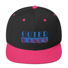 Load image into Gallery viewer, Outer Banks Hat Snapback Embroidered