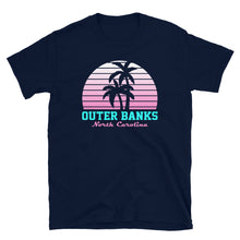 Load image into Gallery viewer, Outer Banks Vintage Half Circle T Shirt