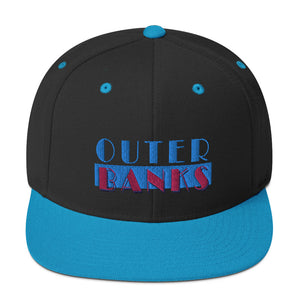 Outer Banks Hat Snapback Embroidered