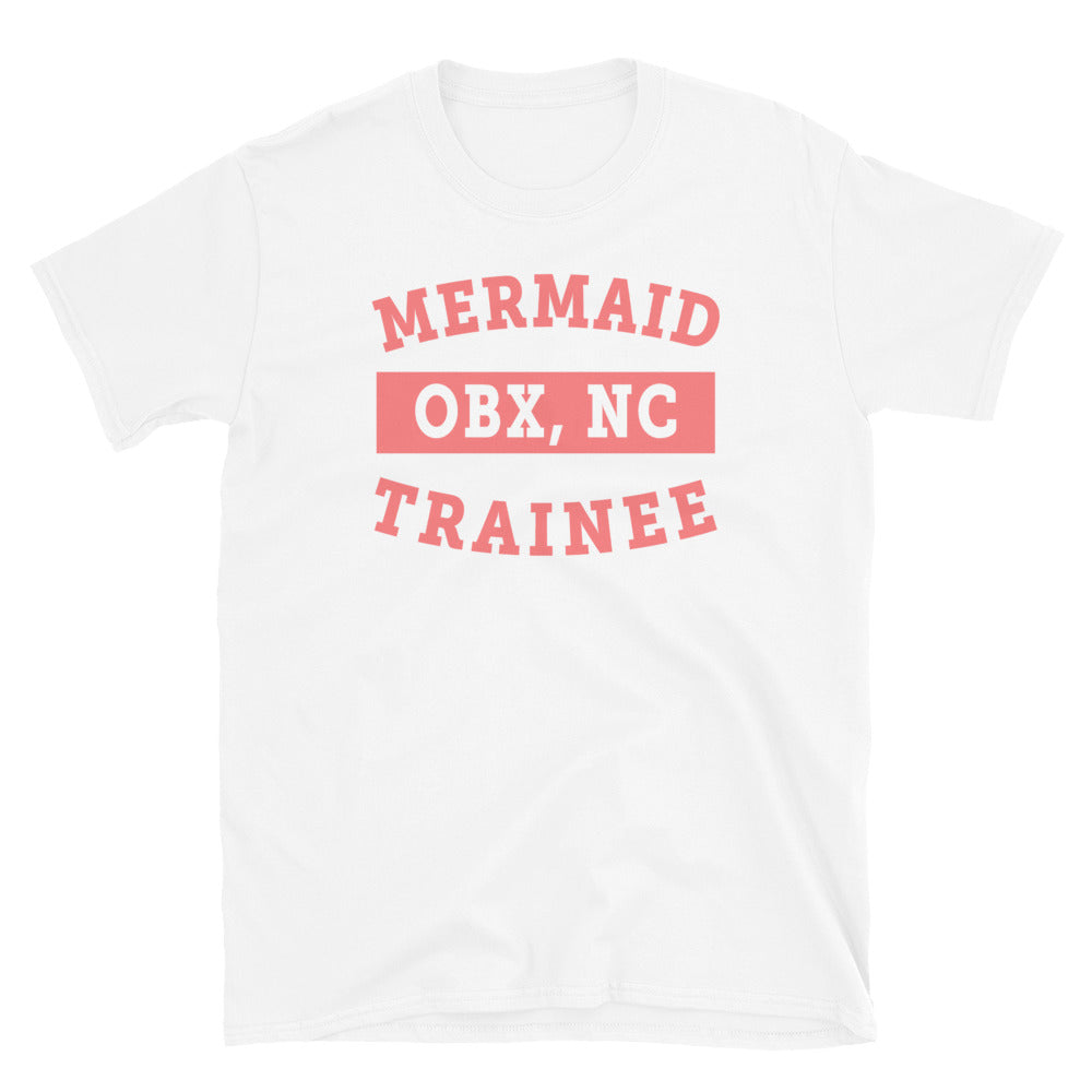 OBX Mermaid in Training T Shirt