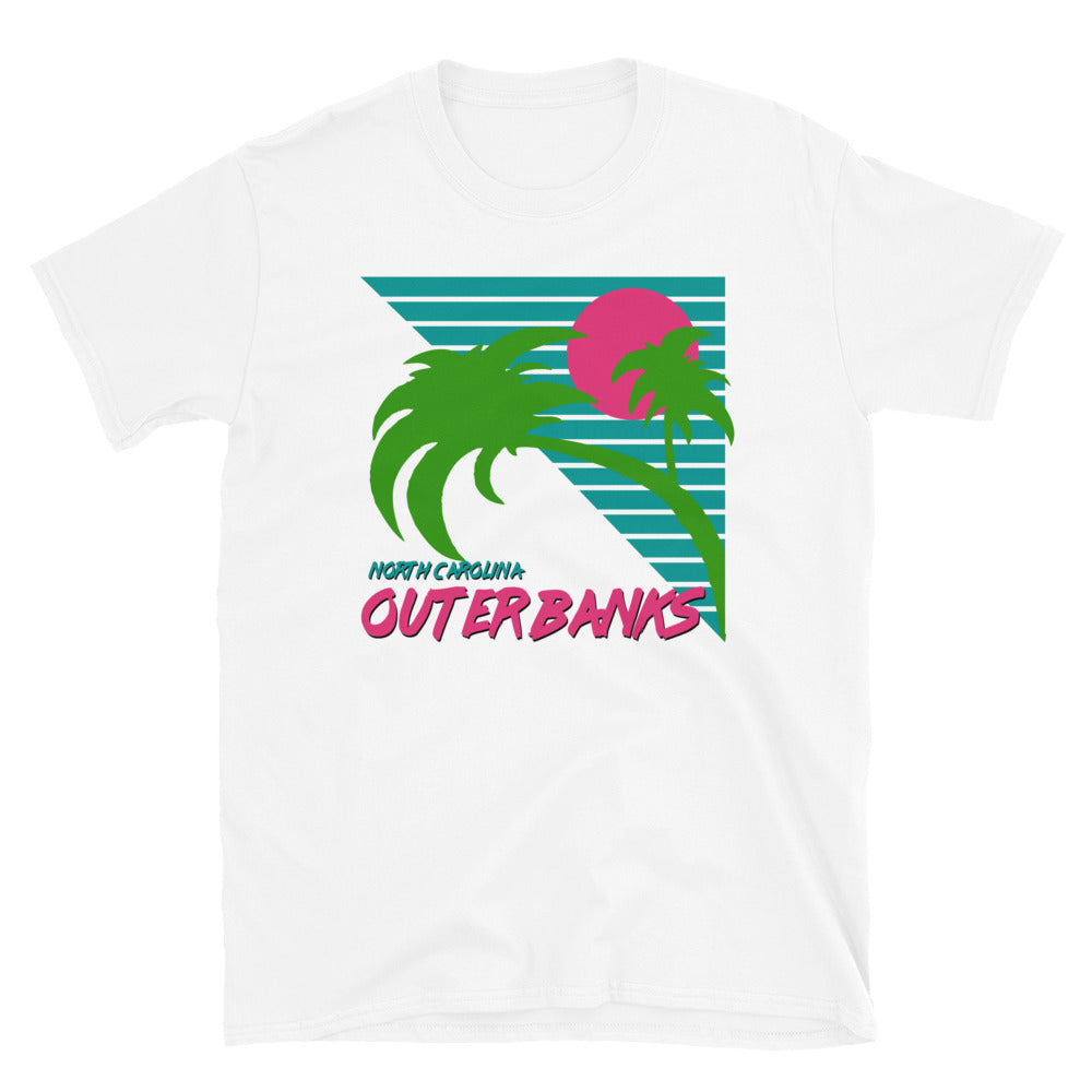 Outer Banks Retro T Shirt