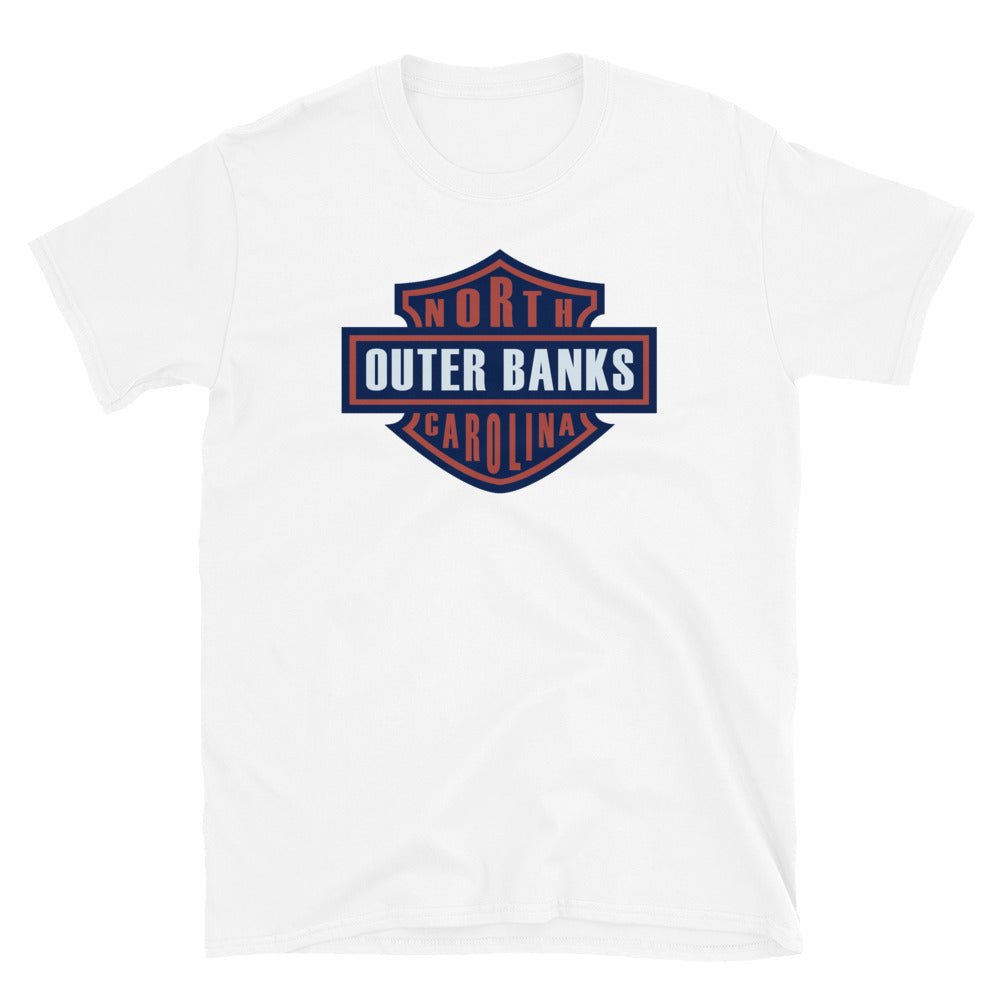 Outer Banks Steel Horse T Shirt