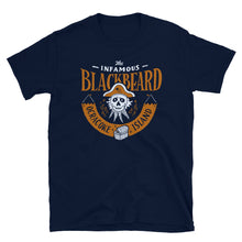 Load image into Gallery viewer, The Infamous Blackbeard T Shirt