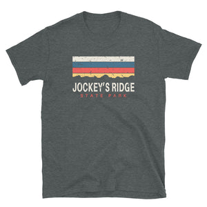 Jockey's Ridge State Park Retro T Shirt