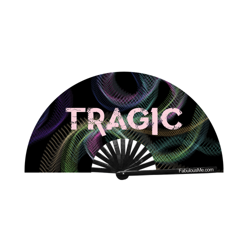 Tragic Fan (UV Glow)