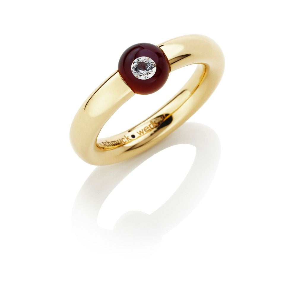 Glasklar Ring DR 267 RG