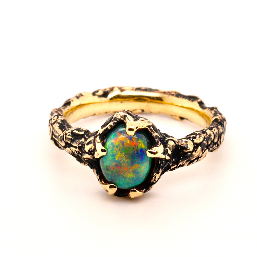 'Black Gold' ring no. 2