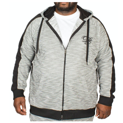 D555 Ronnie Full Zip Hoody