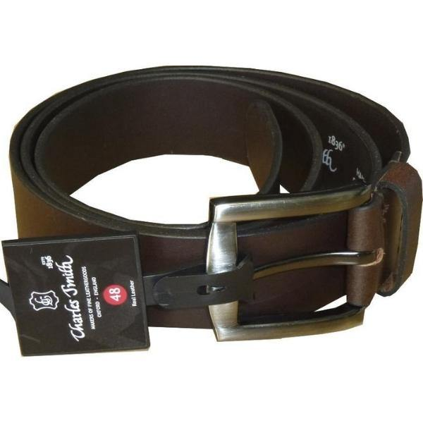 Charles Smith Real Leather Belts