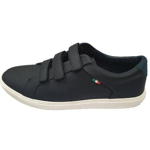 D555 Delaware-1 Velcro Trainers - Big Guys Menswear