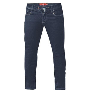 D555 Tapered Fit Stretch Jeans