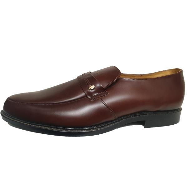 DB Extra Wide Fitting Brown Birkdale Leather Shoes