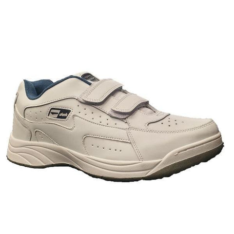 Dek Ohio Velcro Trainers - Big Guys Menswear