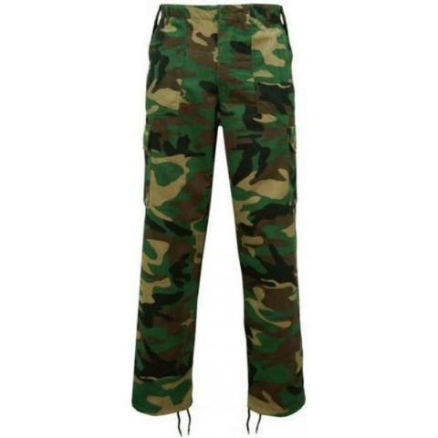 Game Cargo Trousers - 2 Camo colours - Big Guys Menswear