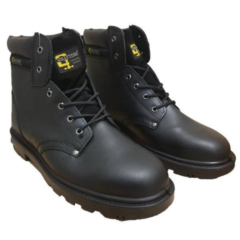 Grafters Apprentice Safety Boots - Big Guys Menswear