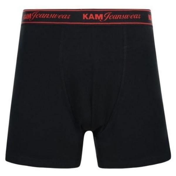 Kam Boxer Briefs ~ Pack of 2