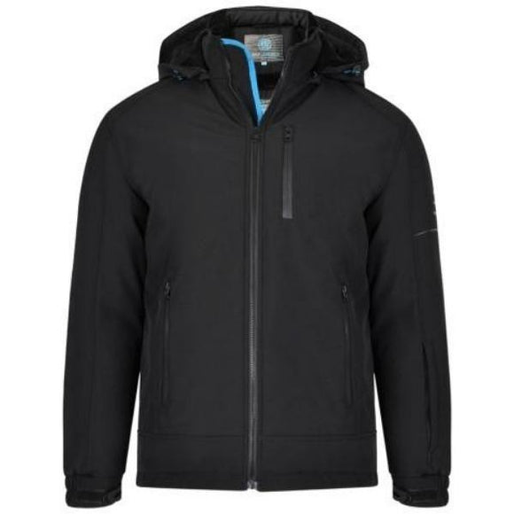Kam Waterproof Heavyweight Sherpa Lined Softshell Jacket