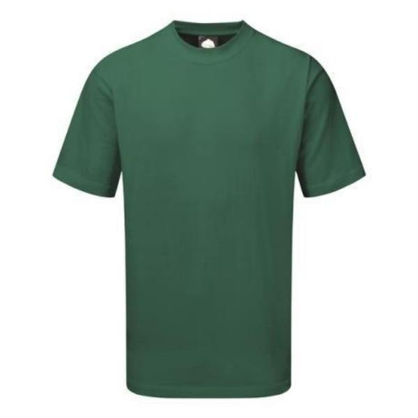Men's ORN GOSHAWK Deluxe T- Shirt (top) - Variety of Colours 2XL to 5XL - Big Guys Menswear