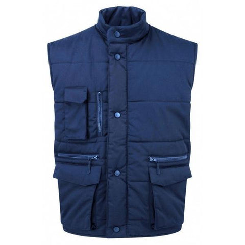Orn Eider Bodywarmer - Big Guys Menswear