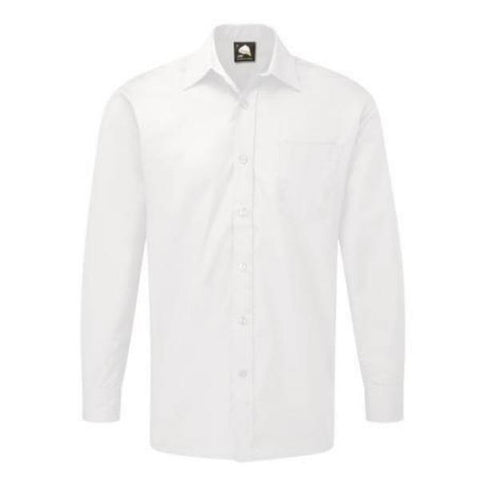Orn Essential Long Sleeved Shirt - Big Guys Menswear
