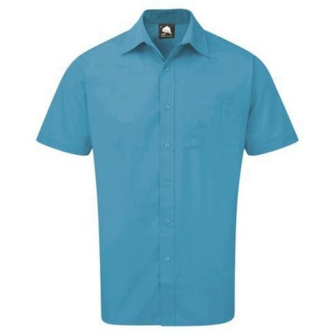 Orn Essential Short Sleeved Shirt - Big Guys Menswear