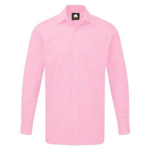 Orn Manchester Premium Long Sleeved Shirt - Big Guys Menswear