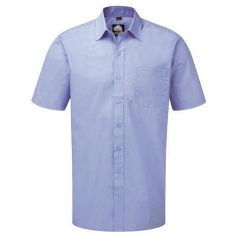 Orn Manchester Premium Short Sleeved Shirt - Big Guys Menswear
