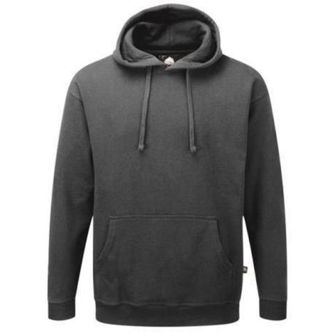 Orn Owl Hooded Sweatshirt - Big Guys Menswear