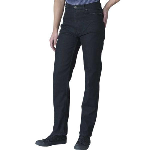 Rockford Comfort Fit Stretch Jeans Stonewash & Black Colours - Big Guys Menswear