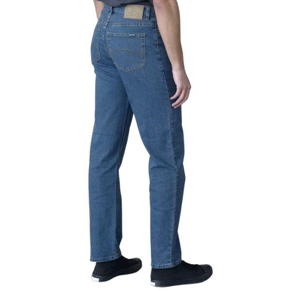 Rockford Comfort Fit Stretch Jeans Stonewash & Black Colours