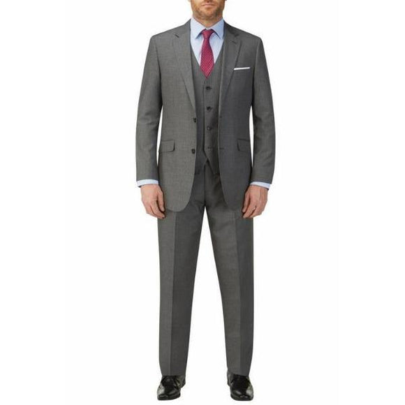 Skopes Pedley Stripe Grey 3 Piece Suit