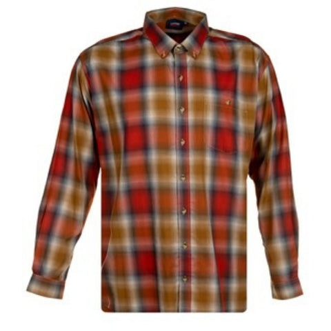 Espionage Shadow Check Shirt