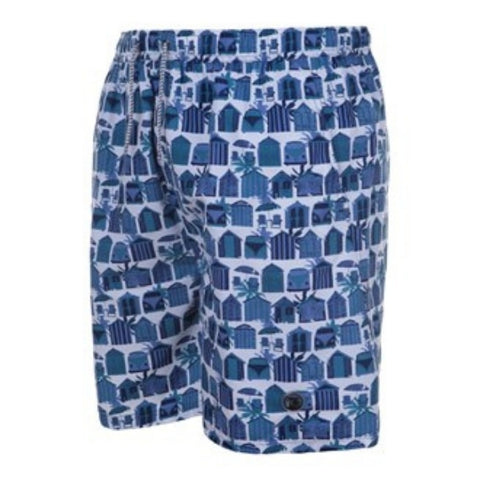 Espionage Beach Hut Swimming Shorts