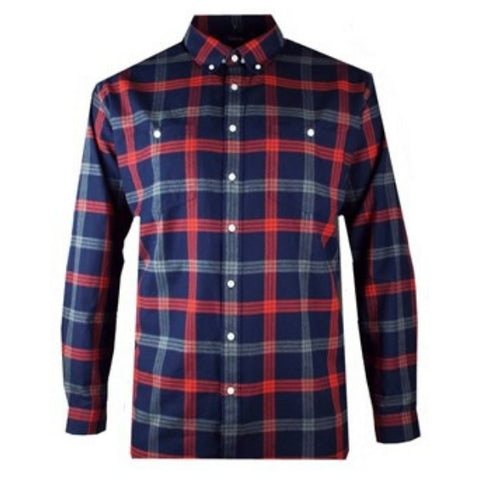 Espionage Brushed Check Shirt