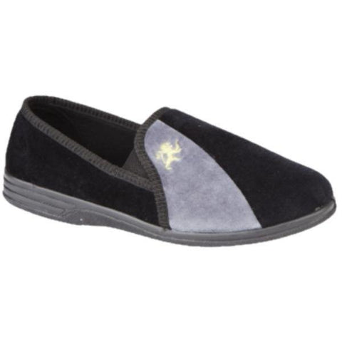 Zedzzz Aaron Slippers - Big Guys Menswear