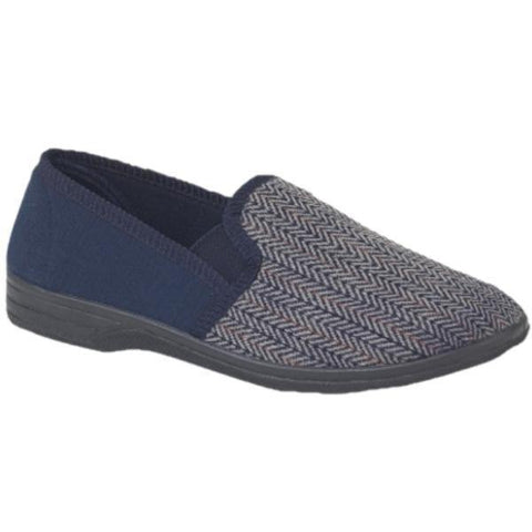 Zedzzz Charles Slippers - Big Guys Menswear
