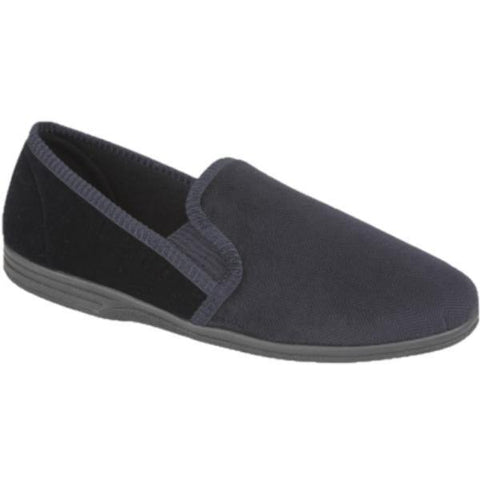 Zedzzz Lewis Slippers - Big Guys Menswear