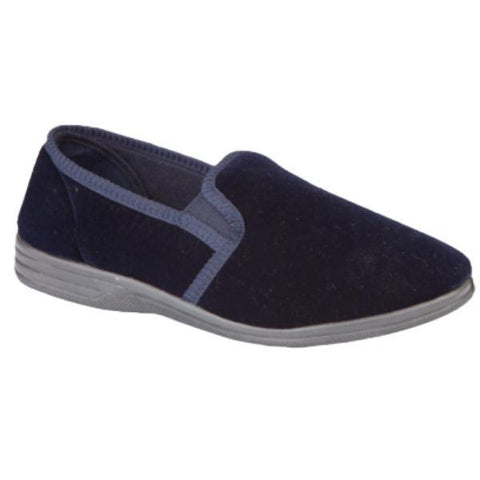 Zedzzz Ross Slippers - Big Guys Menswear