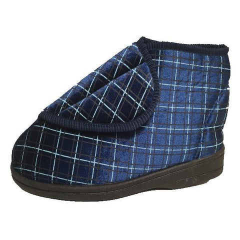 Zedzzz Bertie Washable Slippers - Big Guys Menswear