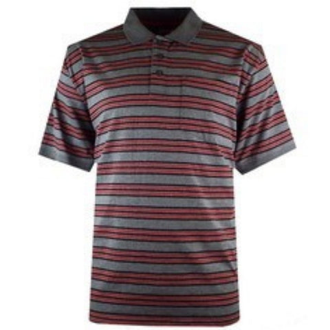 Espionage Stripe Polo