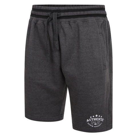 Kam Authentic Print Jog Shorts