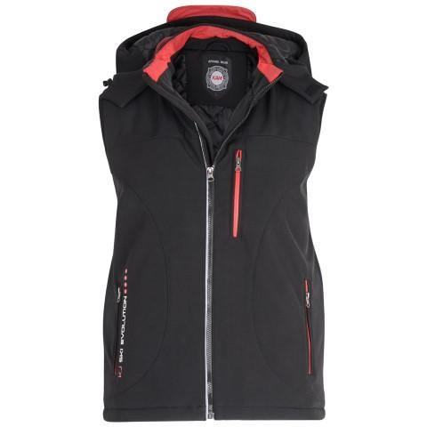 Kam Padded Softshell Bodywarmer