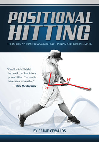 Positional Hitting Jaime Cevallos Baseball Swing Mechanics first book