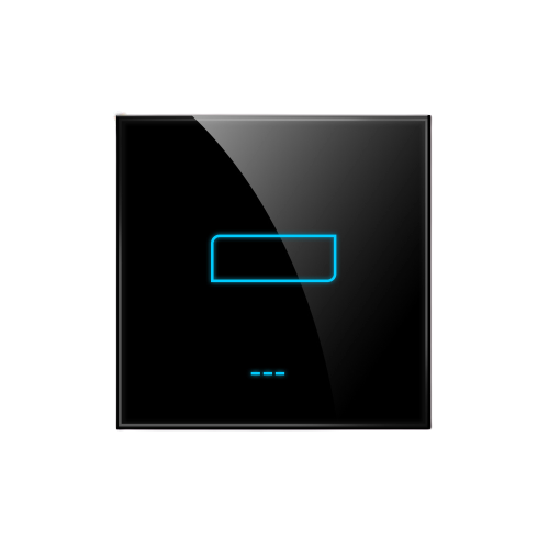 1-Gang Smart Switch - BLACK - Lighting_Switch On/Off