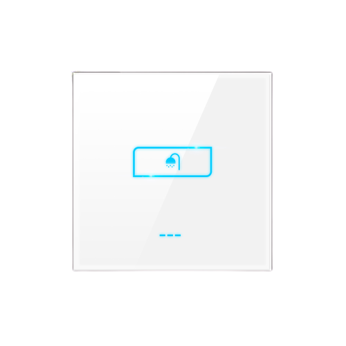 Smart Boiler Switch - WHITE - More_Boiler