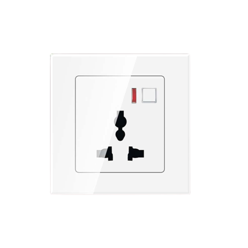 Smart Power Socket - WHITE - Lighting_Switch On/Off