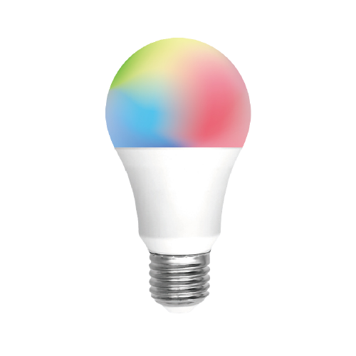 Smart Color (RGBW) Light Bulb - Lighting_Bulbs