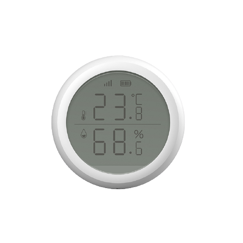 Smart Temperature & Humidity Detector - Security_Sensors
