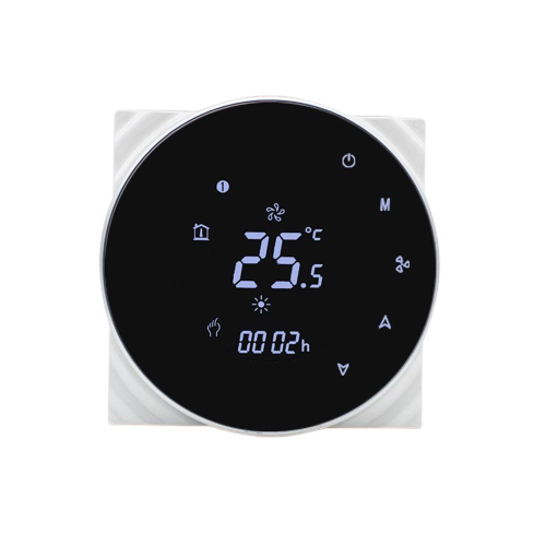 Smart Thermostat - FCU - BLACK - AC_Thermostat